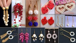 11 Fancy Girls Fashion Earrings | Jewelry ! Suitable On Gown Dresses, Jeans Top & Kurti