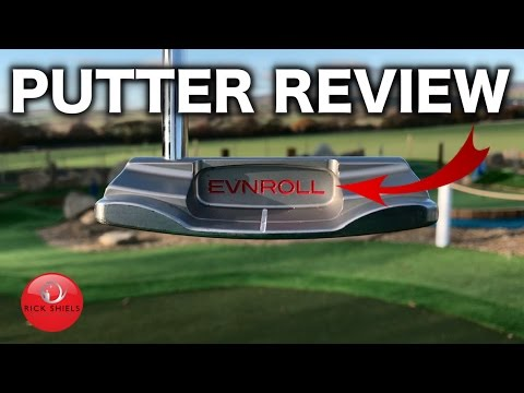 EVNROLL PUTTER REVIEW (MY CURRENT PUTTER)