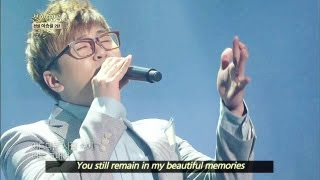 Immortal Songs Season 2 - Shin Yongjae - Never Ending Story | 신용재 - Never Ending Story (Immortal Songs 2 / 2013.06.22)