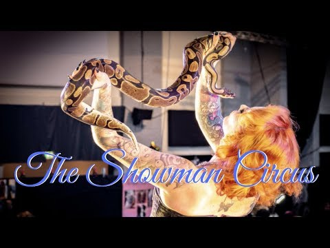 The Showman Circus Video