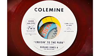 Durand Jones & The Indications   Cruisin' To The Park