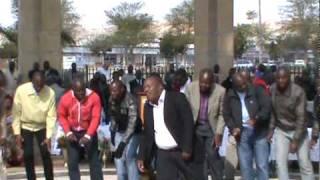 Bafana Ba Sebesho Pay Tribute To Oleseng: Medley; Ho Lokile Ntate & Medigwana