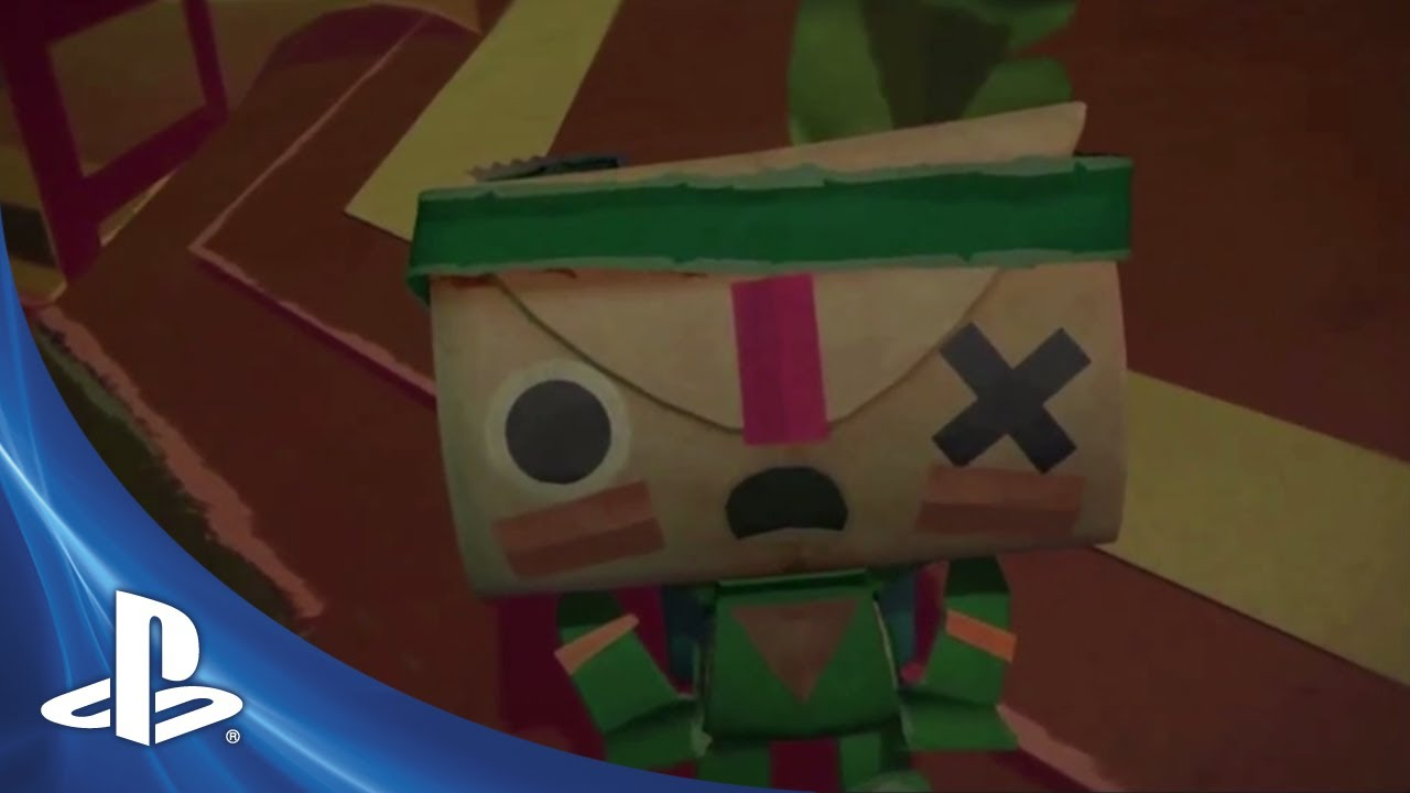 Behind The Music of Tearaway