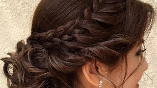 4 Easy Hairstyles For Wedding, Party & Function 2018 || NehaLovesFashion
