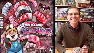 Kling Klang Klunker - Brettspiel - Let's Play