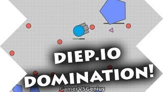 diep.io - UTTER DOMINATION!