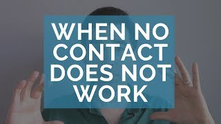 Download No Contact Rule Does Not Work Always - When No