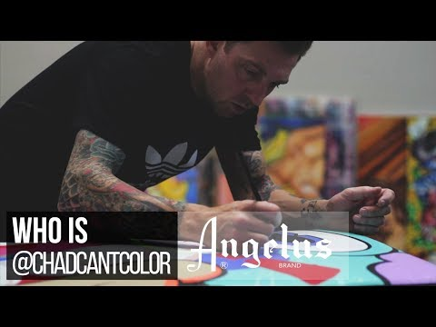 Video Thumbnail of Who is ChadCantColor? | How To Paint Furniture | Angelus Brand