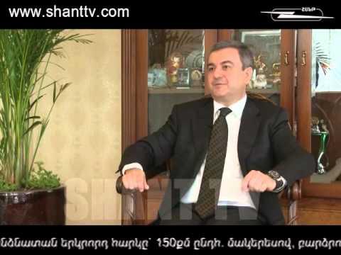 Աշխարհի հայերը/Ashxarhi Hayer-Sirak Muradyan 25.05.2014