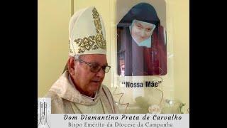 [Testemunho Dom Diamantino – Testemunhos sobre a Serva de Deus Madre Tereza Margarida]