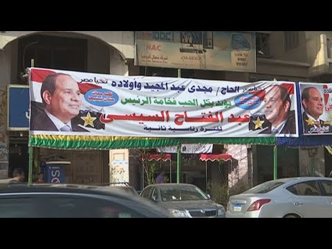 Egypt election: Sisi's troubling human right record