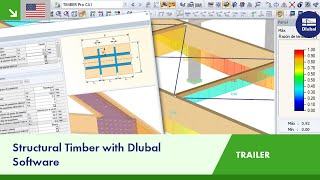 Trailer: Structural Timber with Dlubal Software