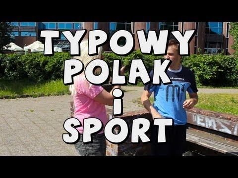 Typowy Polak i Sport