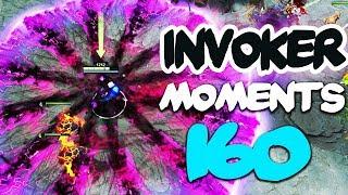 Dota 2 Invoker Moments Ep. 160