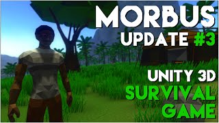 [Unity3D] MORBUS Survival Game Project - Update #3 (Low Polygon Style, NPC´s) [OLD UPDATE!!]