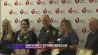Wegmans employees save man from heart failure