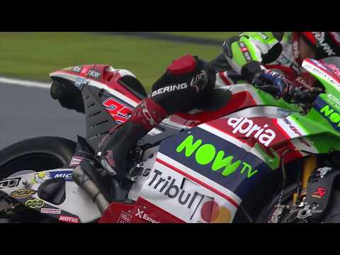 Aprilia Racing Team Gresini previews #MalaysianGP