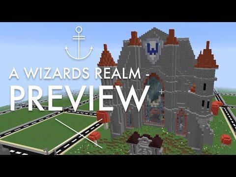 Wizard's Realm Minecraft Server