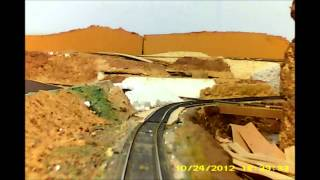 preview picture of video 'Taking A Trip Around The Ballarat Model Railway Club HO Layout'