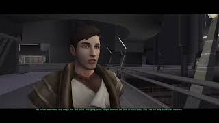 Atton Rand talks about killing Jedi in his past - KOTOR 2: The Sith Lords