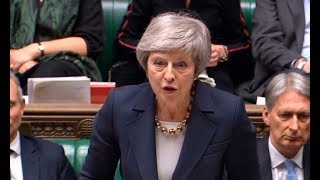 British prime minister speaks amid reports of delayed Brexit vote