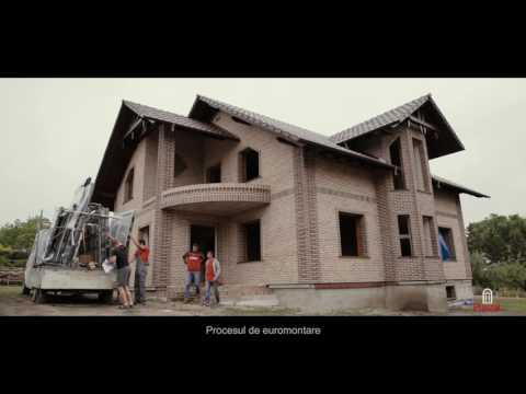 Compania Plastal - producerea si euromontarea ferestrelor