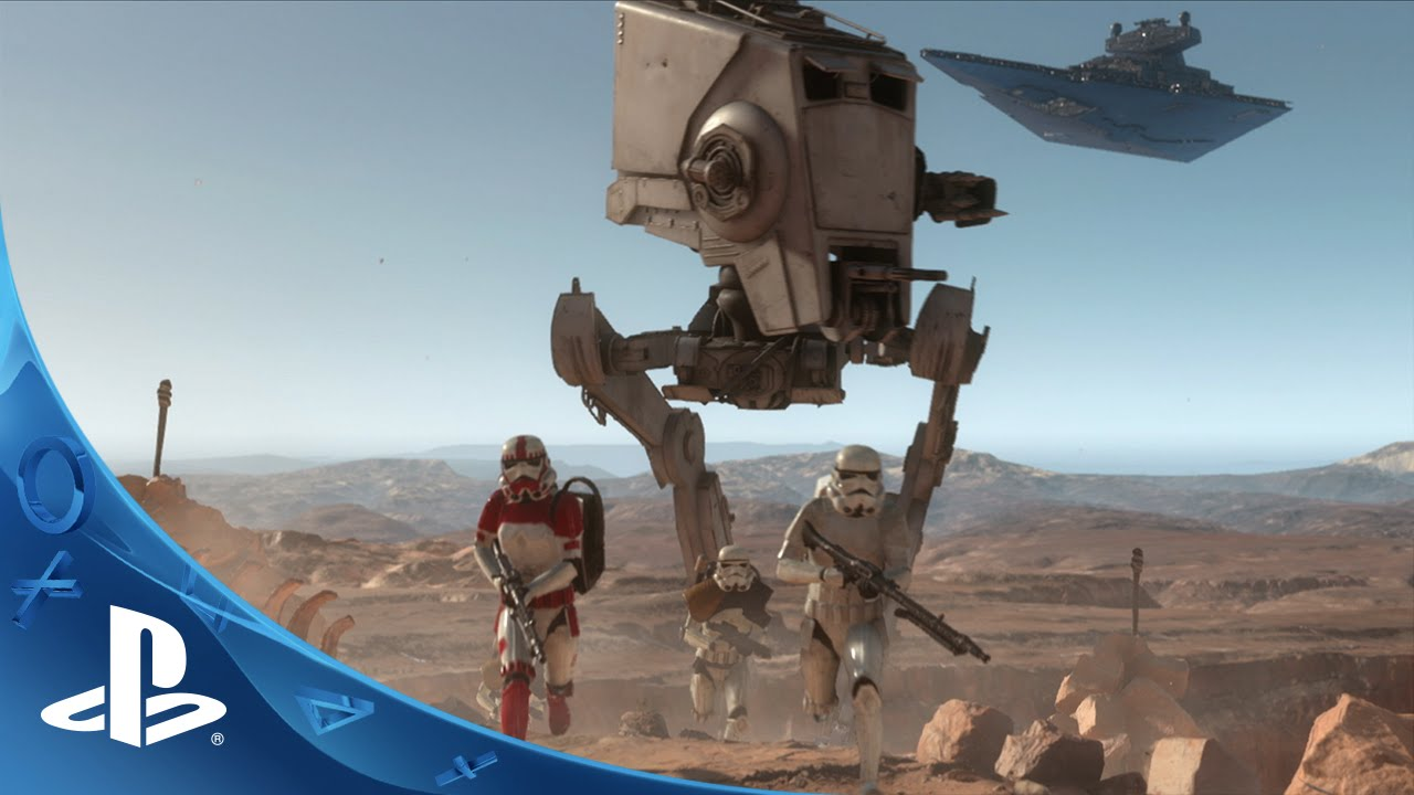 Star Wars Battlefront: Survival on Tatooine