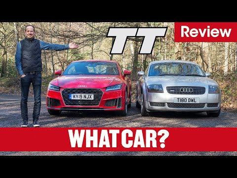 2020 Audi TT review – and how it compares to the original Mk1 | What Car?