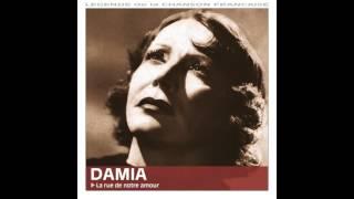 Damia - Un coin tout bleu