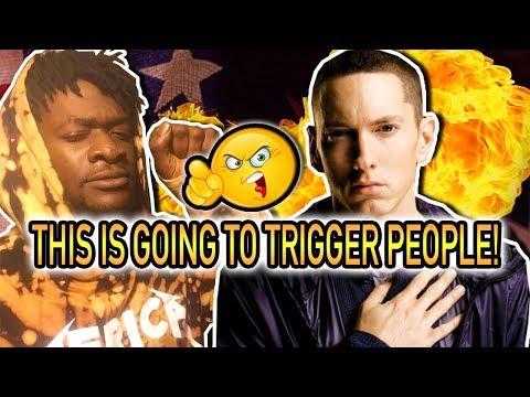 Eminem - Untouchable (Audio) REACTION!
