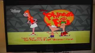 Phineas and Ferb Opening Theme Song in German/Deutsch!