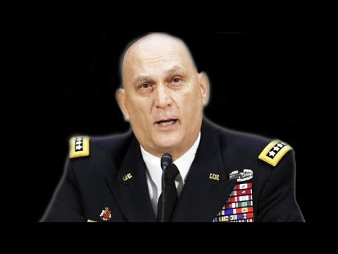 "Four Star General Gets Pissed  ""Dont Tell me I Dont care about the Soldiers!"""