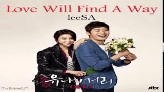 leeSA - Love Will Find A Way (유나의 왈츠) Yoona's Street OST Part.3