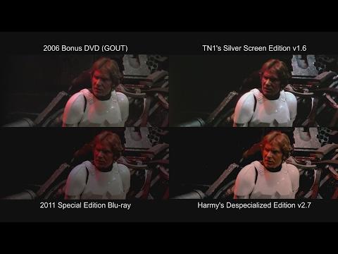 ORIGINAL Trash Compactor | Star Wars (1977) [DeEd, Blu-ray, GOUT, SSE]