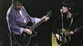 Joe Ely & Kimmie Rhodes --  If I Needed You (Live 1997)