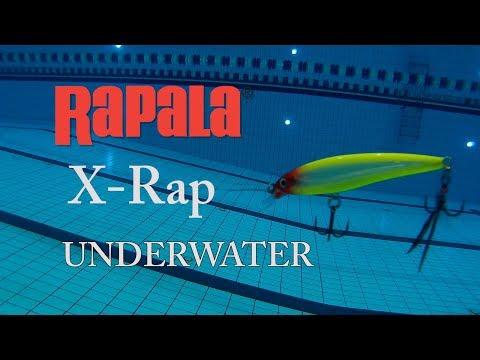 Воблер Rapala X-rap XR10-SB фото №1