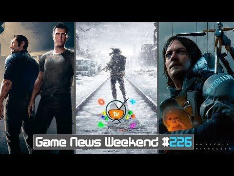 Игровые Новости — Game News Weekend #226   (Metro Exodus, Death Stranding, A Way Out, World War Z)