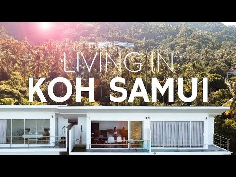 KOH SAMUI, THAILAND 2019 – WHERE TO STAY (house tour)