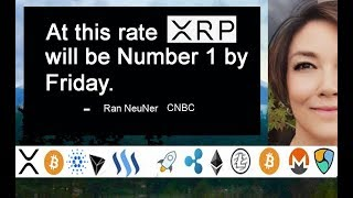 At This Rate XRP Will Be in the Number 1 Spot by Friday + Headlines from Japan