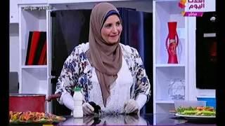 كلام هوانم مع الاعلامية منال عبد اللطيف وفقرة المطبخ مع الشيف منه عماد 3/7/2017