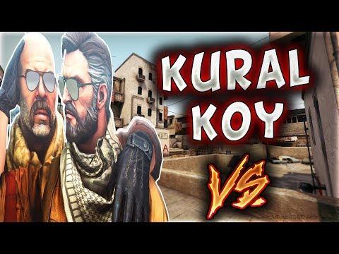 KURAL KOYARAK VS ATIYORUZ !! ZEUS AL KOÇUM HADİ (CS:GO)