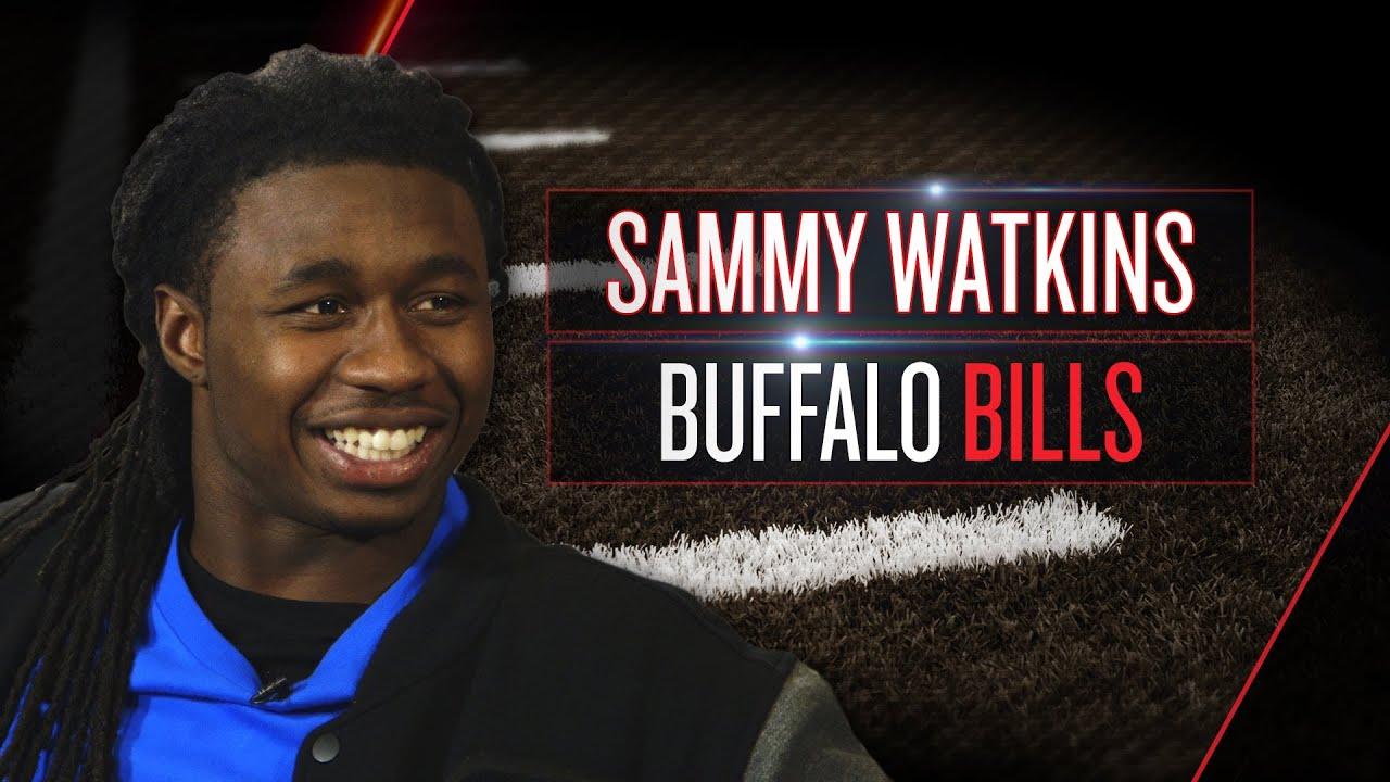 Sammy Watkins on Bills role, WR speed, draft experience (2014 NFLPA Rookie Premiere) thumbnail