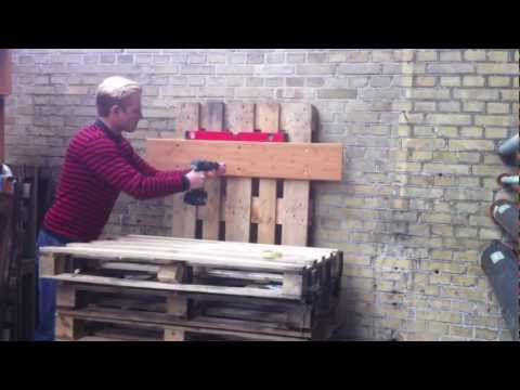 Assembly instruction of the We Do Wood - SJ Bookcase