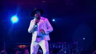 "Anthony Hamilton & The Hamiltones Performed ""Best of Me"" on Tom Joyner Cruise"
