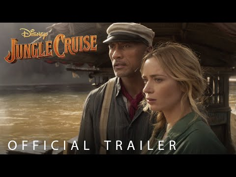 Jungle Cruise Movie Official Trailer