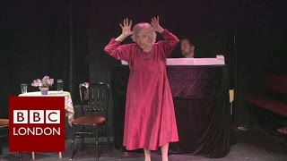 91-year-old Londoner on her one-woman show – BBC London News