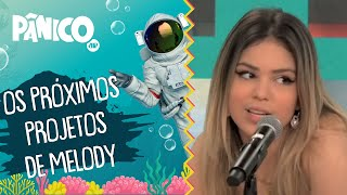 Pânico: Melody está fazendo carreira internacional?