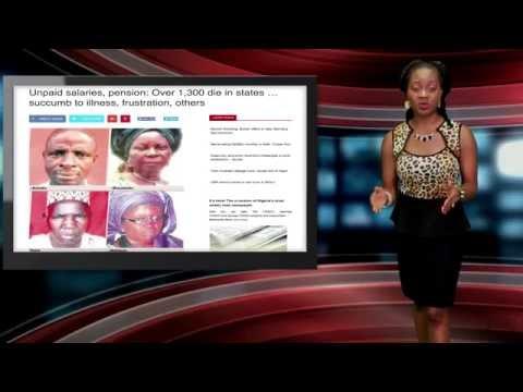 Unpaid Salaries, Pension: 1,300 Nigerians Dead