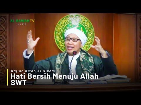 Kajian Kitab Al-Hikam Bersama Buya yahya | Rabiul awal 1440 H / 12 november 2018