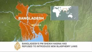 Protester shot dead in Bangladesh violence